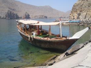 Off the Strait of Hormuz