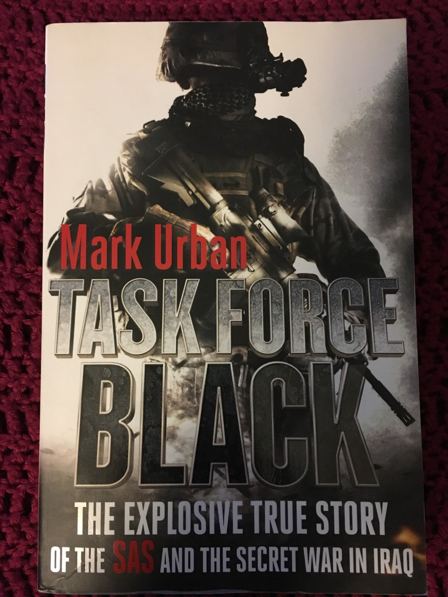 TF Black Mark Urban